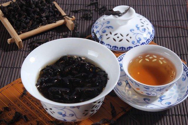 hrnek čaje