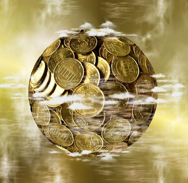 mince v kouli