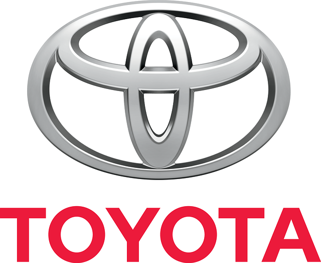 znak Toyota