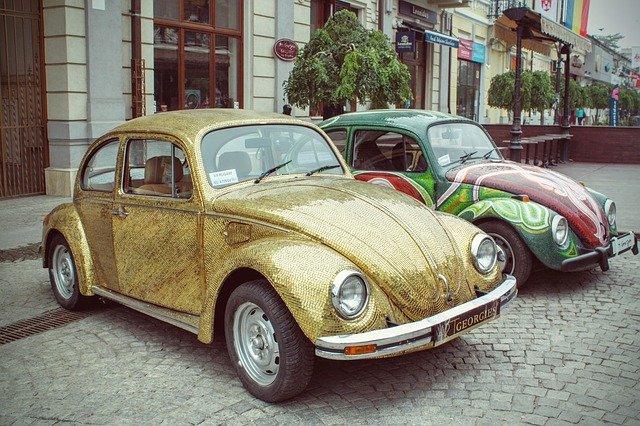 Volkswagen brouci