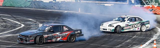 drifting sport