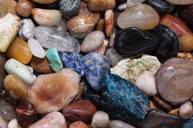 speciální kameny