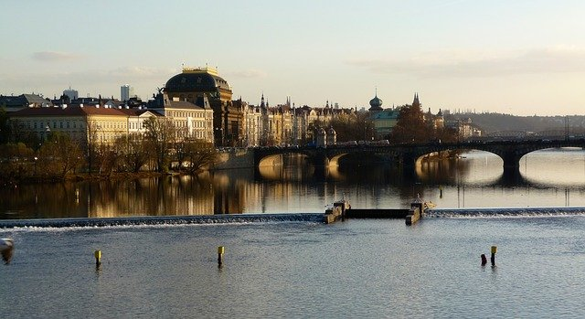 krásy Prahy