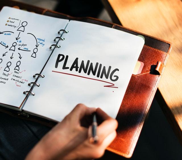 diář a plánování