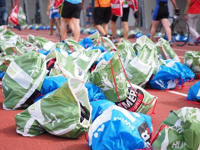 uzavíratelné igelitové tašky